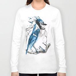 True Blue Jay Long Sleeve T-shirt
