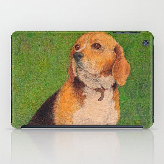 Beagle iPad Case