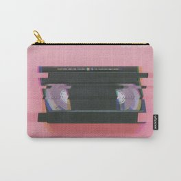 Video tape#VHS#REW<<#effect Carry-All Pouch