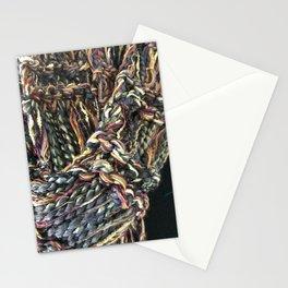 Knitter 3 Stationery Cards