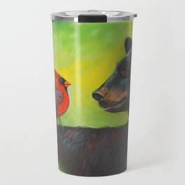 The Negotiation by Robyne Travel Mug