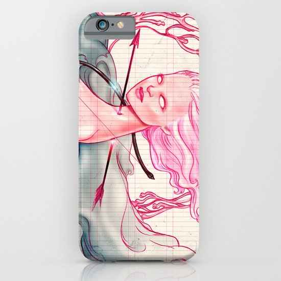 Bowed and Arrowed iPhone & iPod Case