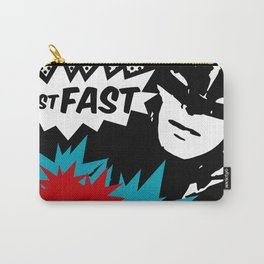 Pop Bat - Fast Fast #2 Carry-All Pouch