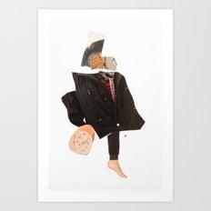 Normal Life · HausMann Art Print