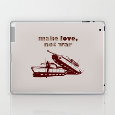 Make love, not war! Laptop & iPad Skin
