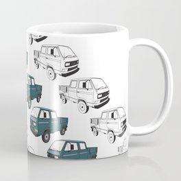 Doka Truck Coffee Mug