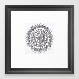 Sunspin Framed Art Print