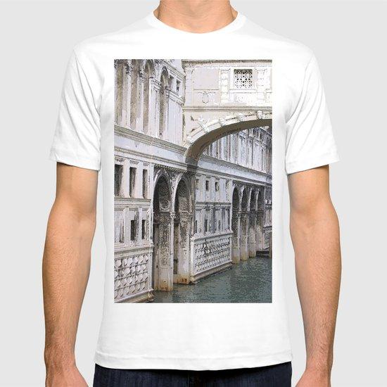 Bridge of Sighs watercolour T-shirt