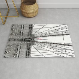 The Brooklyn Bridge Rug