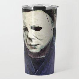 Michael Myers Travel Mug