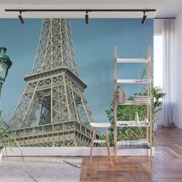 Eiffel Tower in Paris Wall Mural