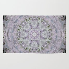 """""""Meditate"""" Pacific Madrone Rug"""