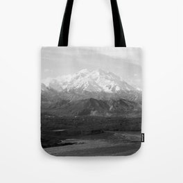 Mt McKinley Tote Bag