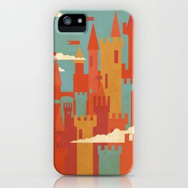 Castles  iPhone Case
