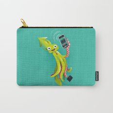 SQUID RINGS Carry-All Pouch