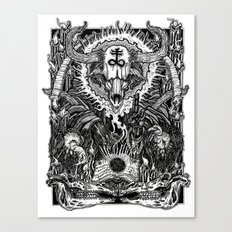 Witching Canvas Print