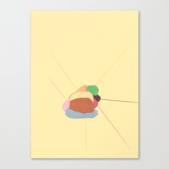 Matche Canvas Print