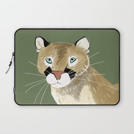 Caturday Puma Laptop Sleeve