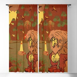 Norwegian giant  Troll 9 Blackout Curtain