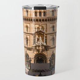 Sydney Cenotaph and Historic GPO Building, Martin Place, Sydney Travel Mug