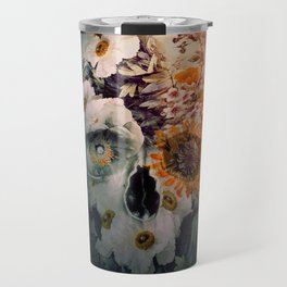 Skull Still Life II Travel Mug