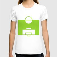 soccer T-shirts featuring SOCCER by AURA-HYSTERICA