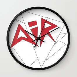 Air Got Me So Fly Wall Clock