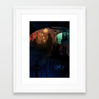 gremlins Framed Art Prints featuring Mogwai Not For Sale by Ape Meets Girl