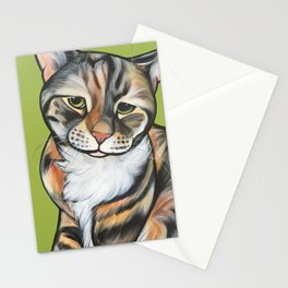 Kiwi the Kitty Stationery Cards