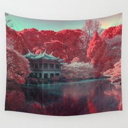 Infrapink 06 Wall Tapestry