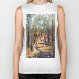 Hansel and Gretel Biker Tank