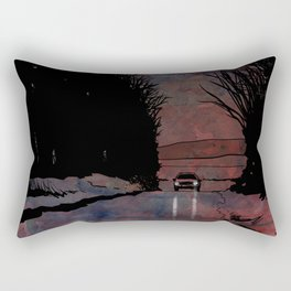 Drive 2 Rectangular Pillow