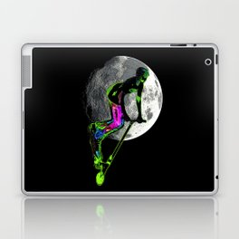 Moon Tripping - Scooter Boy Artwork Laptop & iPad Skin