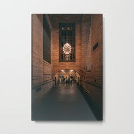 Grand Central Passage 01 Metal Print