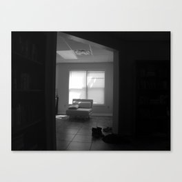 Room for Waiting. Canvas Print