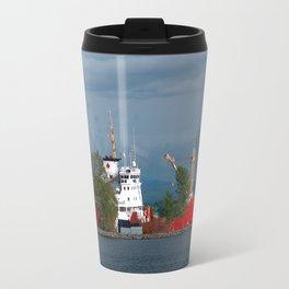 Ship views Travel Mug