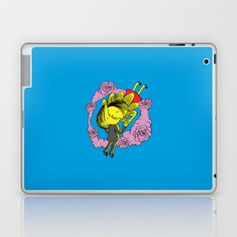 Kiss Of Night and Day Laptop & iPad Skin
