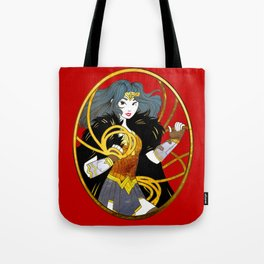 Lasso of Truth Tote Bag