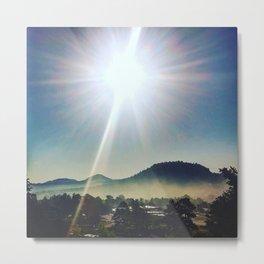 Morning Fog 2 Metal Print