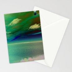Sunset on the Sound - Outerbanks, North Carolina Stationery Cards