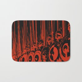Macedonian Phalanx Bath Mat