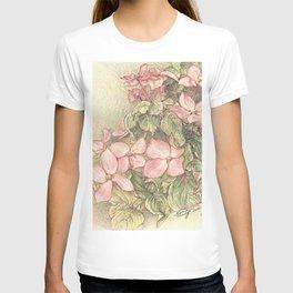 Satomi Dogwood, Pencil Sketch II T-shirt