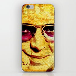 El Cantante iPhone Skin