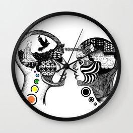 [lux aeterna] Wall Clock