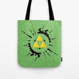 Triforce Zelda Tote Bag