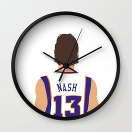 Steve Nash Wall Clock