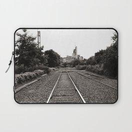 Railroad Tracks Laptop Sleeve