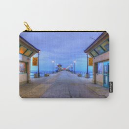 Before Dawn  * Huntington Beach Pier Carry-All Pouch
