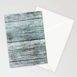 The Minty Wood Plank Stationery Cards