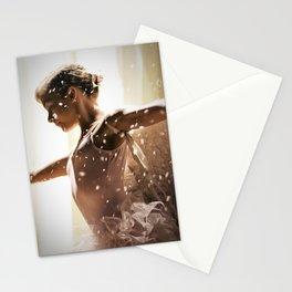 Angel Ballerina Stationery Cards